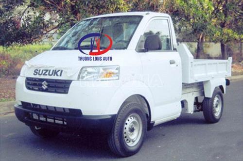 Xe ben SUZUKI SUPER CARRY PRO 620KG Tự Đổ