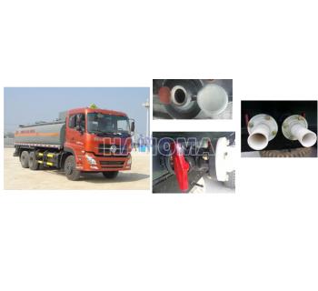Xe bồn chở hoá chất DONGFENG DTA5250GHYD