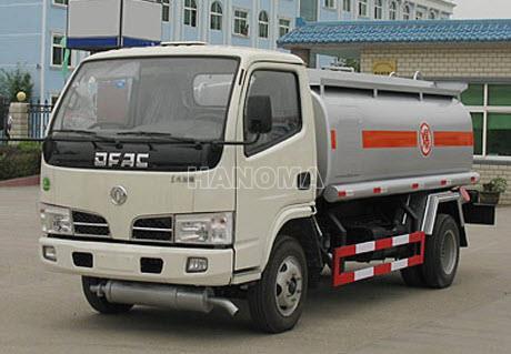 Xe bồn chở hoá chất DONGFENG EQ1060TJ20D3 4.6m3