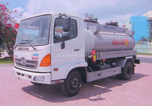 Xe bồn chở hoá chất HINO FC9JESW