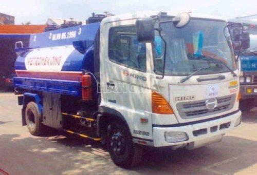 Xe bồn chở xăng, dầu HINO FC 8M3