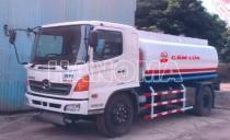 Xe bồn chở xăng, dầu HINO FG8JJSB 11 khối