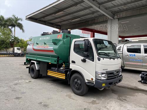 Xe bồn chở xăng, dầu 2019 HINO XZU342L