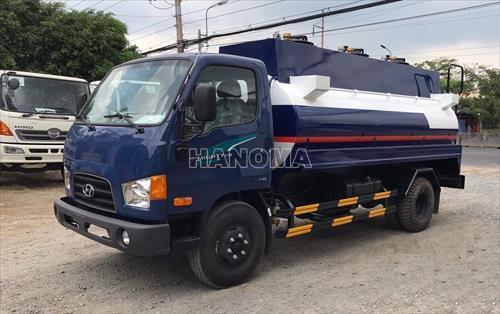Xe bồn chở xăng, dầu 2019 HYUNDAI 110S