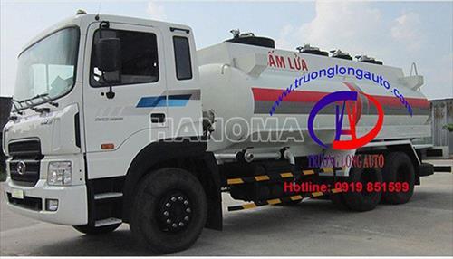 Xe bồn chở xăng, dầu HYUNDAI HD260 16 Khối