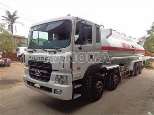 Xe bồn chở xăng, dầu HYUNDAI HD360 22,5 Khối