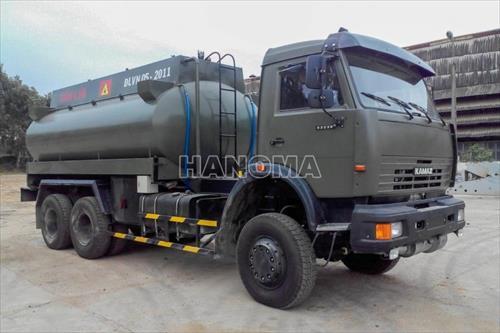 Xe bồn chở xăng, dầu KAMAZ 53228 240HP 17 Khối