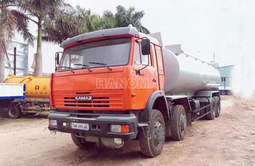 Xe bồn chở xăng, dầu KAMAZ 6540 Xitec 24 Khối