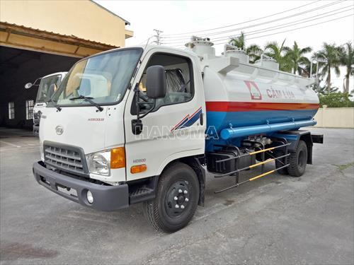 Xe bồn chở xăng, dầu VEAM HD800MB  9 Khối