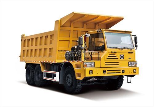 Xe chạy mỏ XCMG TFW114