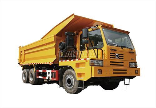 Xe chạy mỏ XCMG TNM412