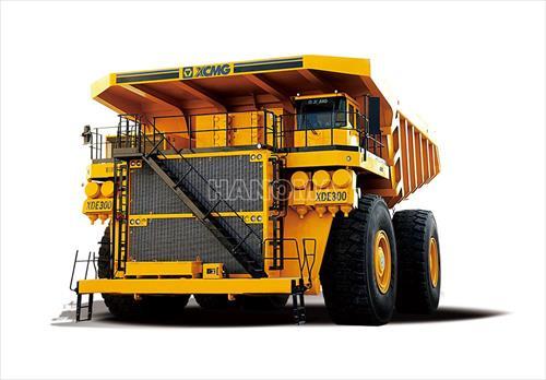 Xe chạy mỏ XCMG  XDE300