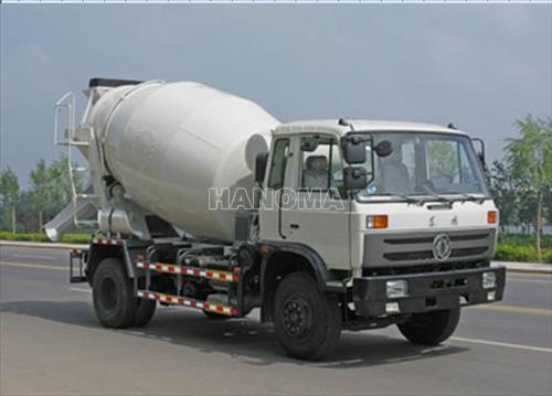 Xe chở bê tông DONGFENG 5120GJB3 bồn 6m3