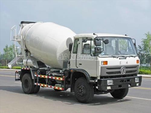 Xe chở bê tông DONGFENG CUMMINS L340