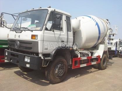 Xe chở bê tông DONGFENG DFD5161GJBK