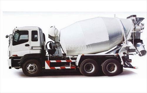 Xe chở bê tông DONGFENG DFL5250 bồn 8m3