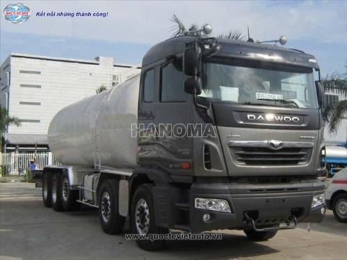 Xe chở khí hoá lỏng DAEWOO GT9CM-LPG