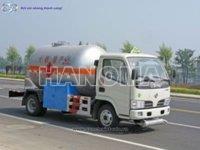 Xe chở khí hoá lỏng DONGFENG CLW5070GYQ
