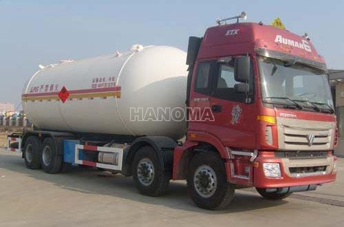 Xe chở khí hoá lỏng FOTON LPG35.5