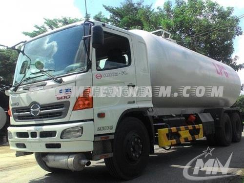 Xe chở khí hoá lỏng HINO FL8JTSA