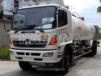 Xe chở khí hoá lỏng HINO FL8JTSL-TL 6X2