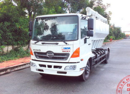 Xe chở thực phẩm HINO FC9JJSW/SGCD-TAGS