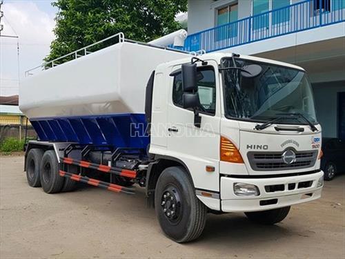 Xe chở thực phẩm HINO FM8JNSA 13-15 tấn 23-25m3