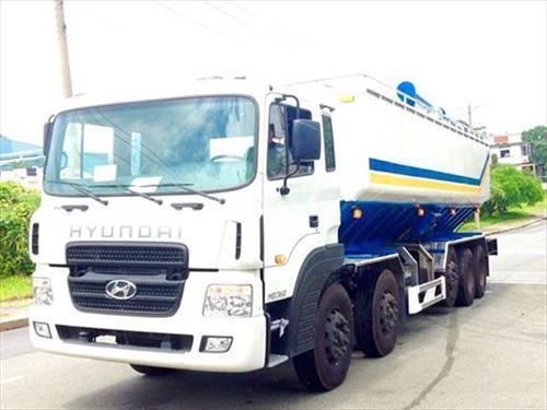 Xe chở thực phẩm HYUNDAI HD360 18 tấn