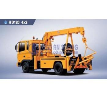 Xe cứu hộ HYUNDAI HD120 5T