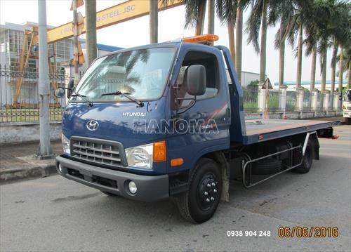 Xe cứu hộ THACO HD650-CS/TTCM-KCX 3.5 Tấn