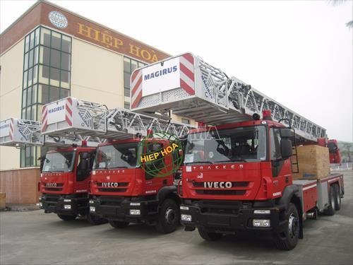 Xe cứu hộ VN MAGIRUS Hiephoa 32-60M