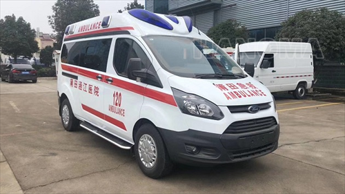 Xe cứu thương 2020 FORD JX