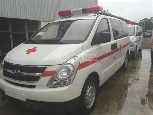Xe cứu thương 2016 HYUNDAI STAREX
