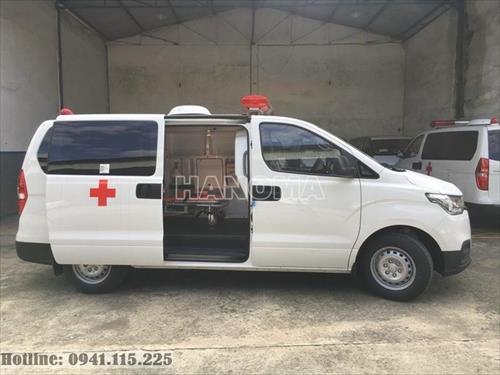 Xe cứu thương 2018 HYUNDAI STAREX