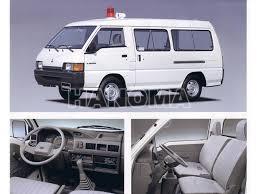 Xe cứu thương MITSUBISHI L300