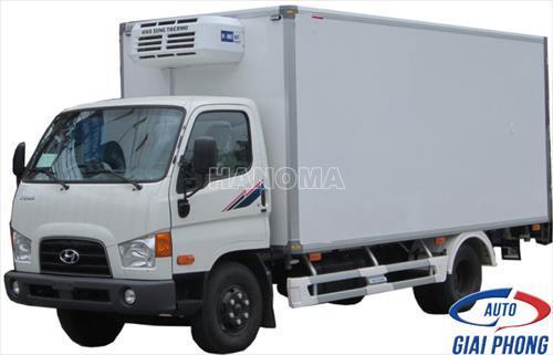 Xe đông lạnh HYUNDAI HD800 8 tấn