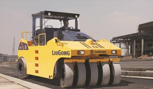 Xe lu rung LIUGONG CLG630R