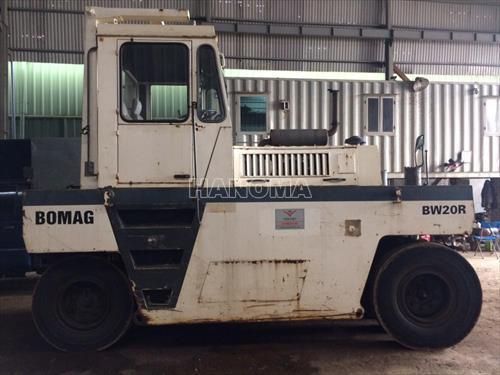 Xe lu tĩnh BOMAG BW20R 24 tấn