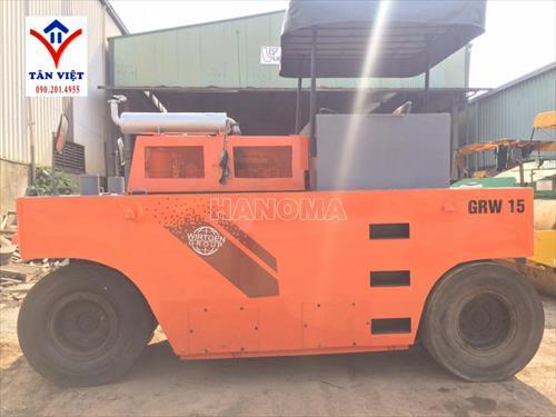 Xe lu tĩnh HAMM GRW15 24 tấn