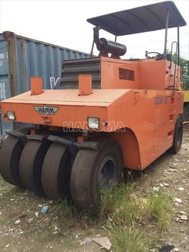 Xe lu tĩnh HAMM GRW18 2000 28 tấn