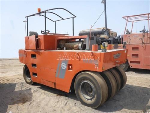 Xe lu tĩnh HAMM GRW18 27 tấn
