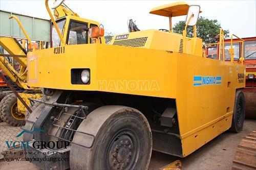 Xe lu tĩnh SAKAI TS650C 1995