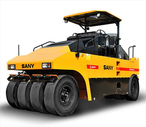 Xe lu tĩnh SANY SPR260C-8