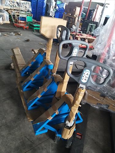 Xe nâng tay BISHAMON BM-25LL 012012020