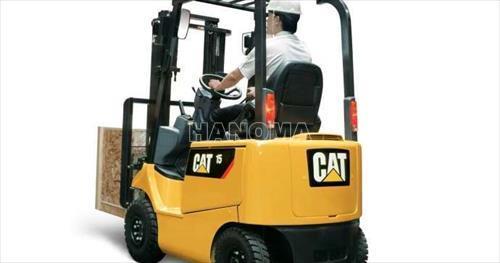 Xe nâng CAT EP10-30CA1