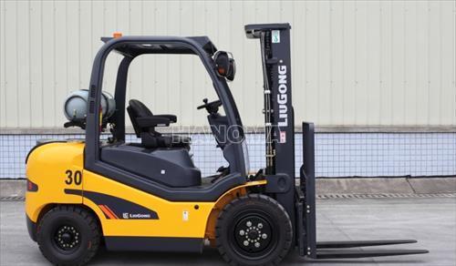 Xe nâng LIUGONG CLG2030H(LPG)