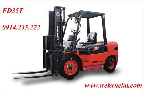 Xe nâng LONKING FD 35(T) nâng 3.5 tấn