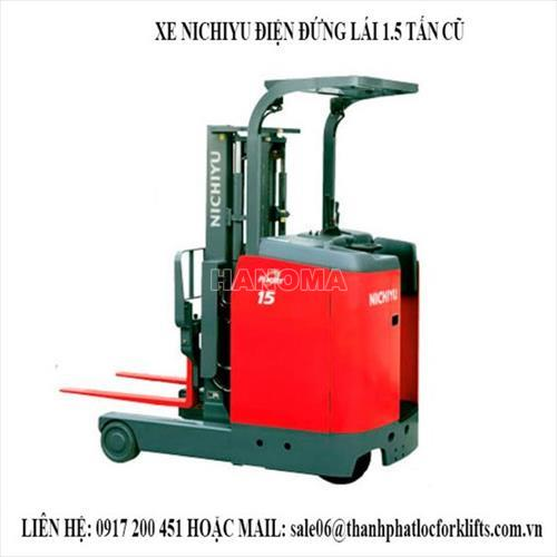 Xe nâng NICHIYU FBR15-70-3000