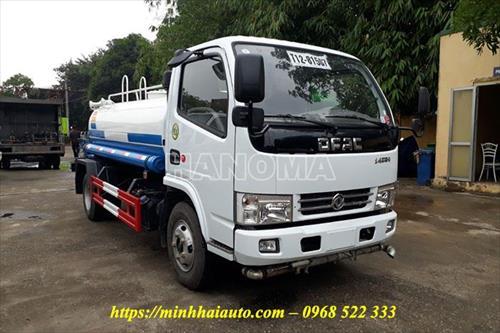 Xe phun nước rửa đường DONGFENG CSC5090GSS3 5 Khối