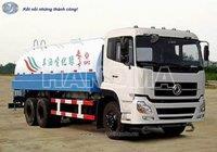 Xe phun nước rửa đường DONGFENG CSC5250GSSD
